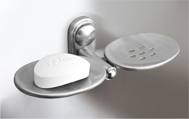Double Soap Dishes